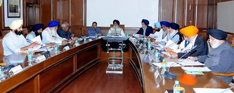 Approved the proposal of Punjab State Industries Export Corporation - Akali Dal