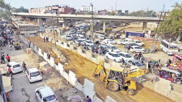 July 2016 will welcome BRTS in Amritsar, sukhbir singh badal, Developing Punjab, Parkash Singh Badal, Harsimrat Kaur Badal