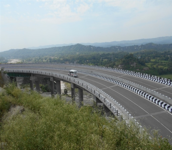 Jalandhar National Highway stretch to be completed.jpg