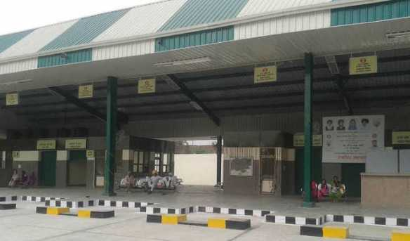 New Bus Stand constructed at Raman Mandi.jpg